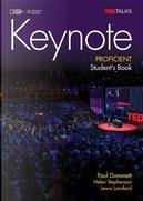 Keynote proficient. Student's book. Per le Scuole superiori. Con DVD-ROM by Paul Dummet