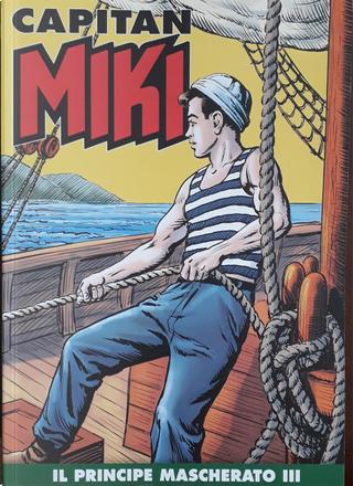 Capitan Miki n. 129 by Maurizio Torelli