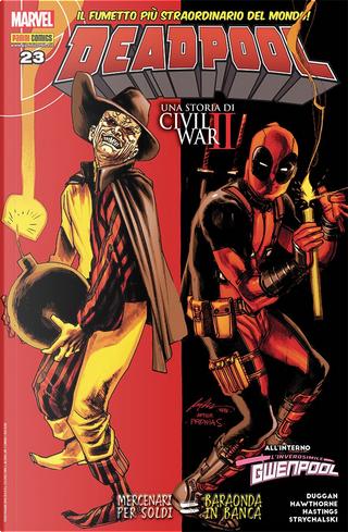 Deadpool n. 82 by Christopher Hastings, Gerry Duggan