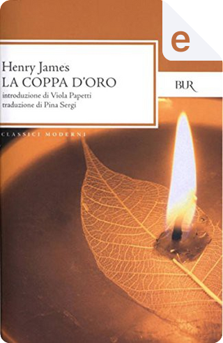 La coppa d'oro by Henry James