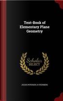 Text-Book of Elementary Plane Geometry by Julius Petersen