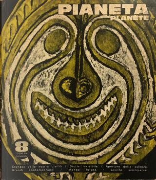 Pianeta n. 8, anno II, giugno-agosto 1965