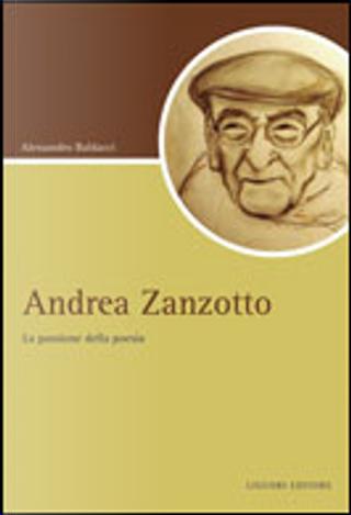 Andrea Zanzotto by Alessandro Baldacci