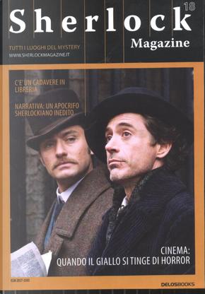 Sherlock Magazine n. 18 by Davide Zulian, Enrico Luceri, Enrico Solito, Fabio Lotti, Igor De Amicis, Luigi Pachì