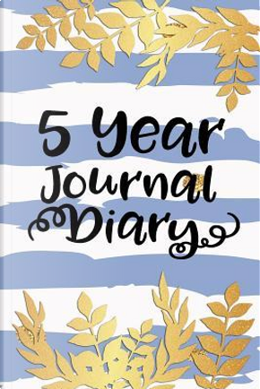5 Year Journal Diary by Dartan Creations