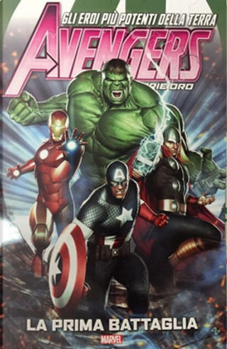 Avengers - Serie Oro vol. 20 by Peter David