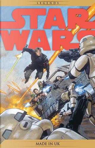 Star Wars Legends #39 by Alan Moore, Ryder Windham, Steve Moore, Steve Parkhouse
