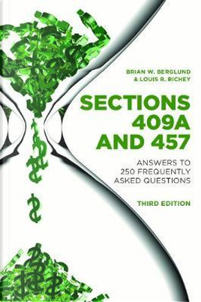 Sections 409a and 457 by Brian Berglund