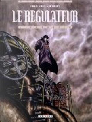 Le Régulateur, tome 1 by Corbeyran, Marc Moreno