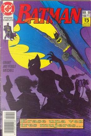 Batman Vol.II, #59 by Alan Grant
