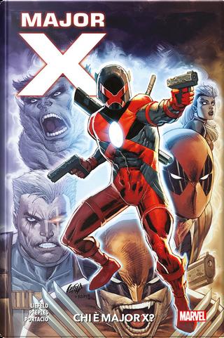 Major-x vol. 1 by Rob Liefeld