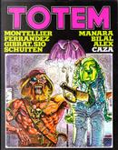 Totem n. 4 by Caza, Chantal Montellier, Enki Bilal, Enric Siò, Francois Schuiten, Luc Schuiten, Milo Manara