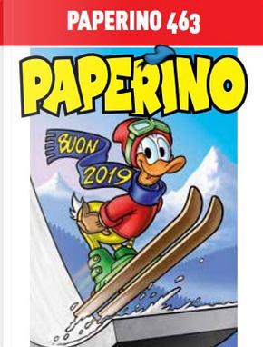 Paperino mese n. 463 by Alessandro Bencivenni, Carlo Gentina, Carmelo Gozzo, Giulio Chierchini, Nino Russo, Paul Halas, Sergio Tulipano
