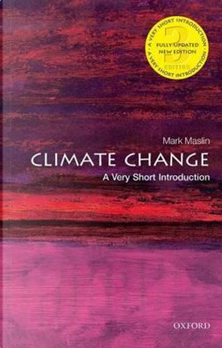 Climate Change by Mark Maslin