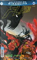 Flash #12 by Benjamin Percy, Dan Abnett, Joshua Williamson