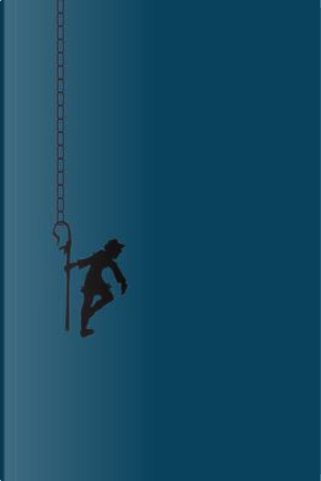 Circus Clown Hanging Alone with a Chain - Ready to Perform Journal by Cool Image