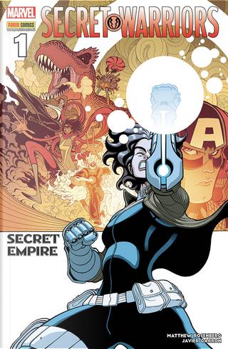 Secret Warriors vol. 1 by Matthew Rosenberg