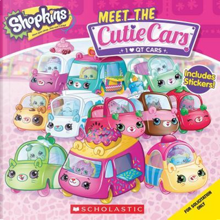 Meet the Cutie Cars by SCHOLASTIC INC.