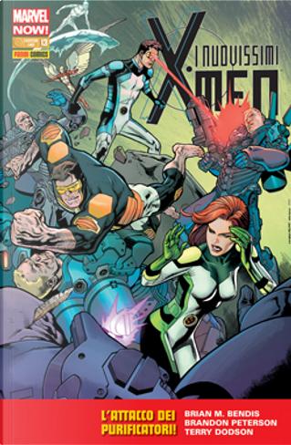I nuovissimi X-Men n. 13 by Brian Michael Bendis, Brian Wood, Simon Spurrier