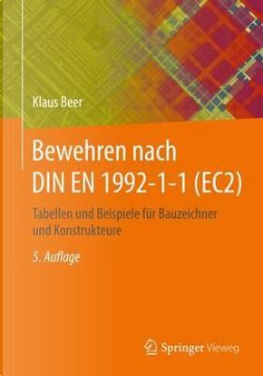 Bewehren Nach Din En 1992-1-1 - Ec2 by Klaus Beer