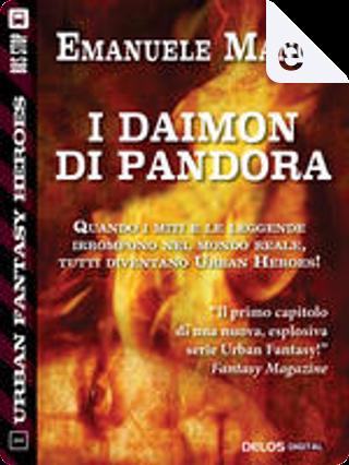 I Daimon di Pandora by Emanuele Manco