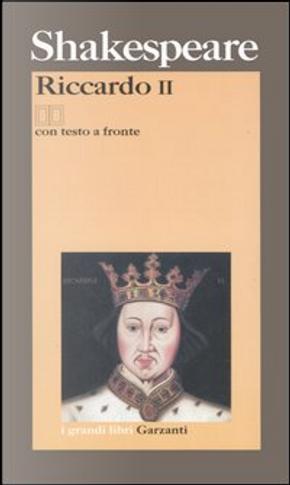 Riccardo II by William Shakespeare