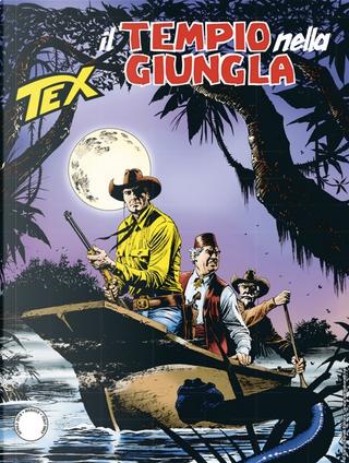 Tex n. 702 by Gianfranco Manfredi
