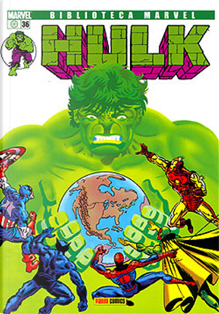 BM: Hulk #36 by Roger Stern, Bill Mantlo, Mary Jo Duffy