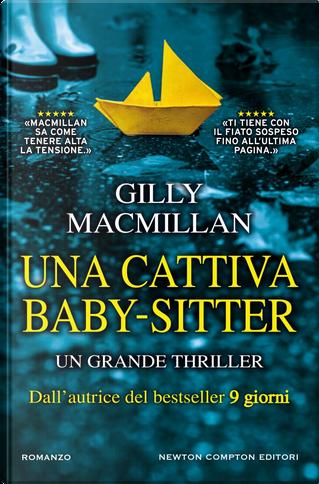 Una cattiva baby-sitter by Gilly Macmillan