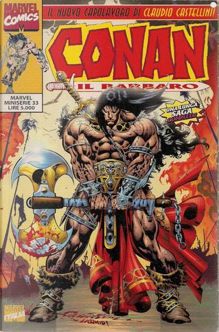 Conan il barbaro: Conan e la creatura dei boschi by Roland Green