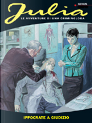Julia n. 75 by Giancarlo Berardi, Giuseppe De Nardo, Lorenzo Calza, Mario Jannì