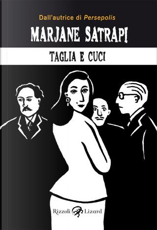 Taglia e cuci by Marjane Satrapi