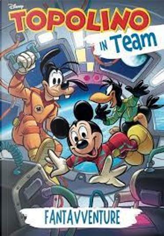Disney Team n. 89 by Augusto Macchetto, Caterina Mognato, Frank Gordon Payne, Giorgio Pezzin, Jerry Siegel