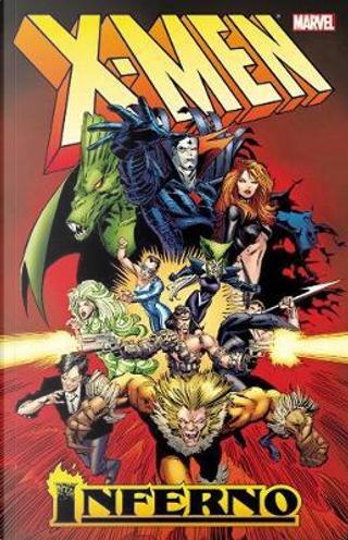 X-Men Inferno 1 by Louise Simonson