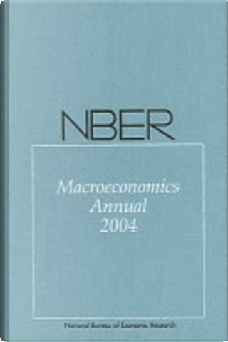 NBER Macroeconomics Annual 2004 by