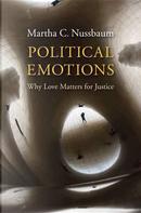 Political Emotions by Martha C. Nussbaum