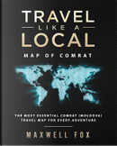 Travel Like a Local - Map of Comrat by Maxwell Fox