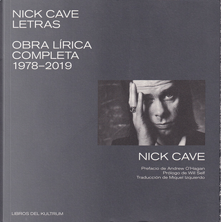Letras by Nick Cave
