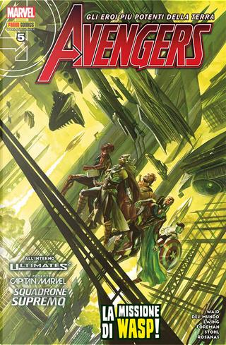 Avengers n. 80 by Al Ewing, Mark Waid