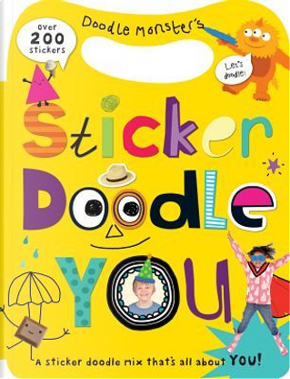 Sticker Doodle You by Sarah Powell