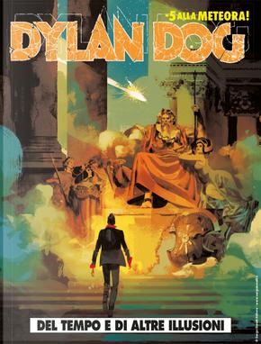 Dylan Dog n. 395 by Carlo Ambrosini