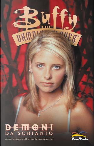 Buffy the Vampire Slayer n° 8 by Andi Watson, Cliff Richards, Joe Pimentel