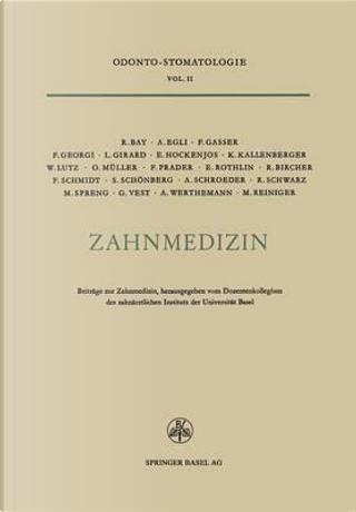 Zahnmedizin by E. Hockenjos