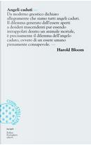 Angeli caduti by Harold Bloom