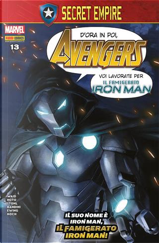 Avengers n. 88 by Mark Waid, Mike Del Mundo