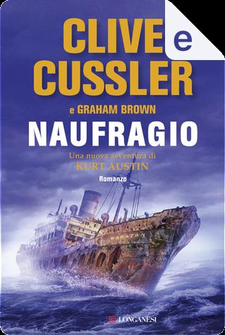 Naufragio by Clive Cussler, Graham Brown