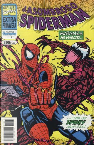 El asombroso Spiderman: Extra Primavera 1995 by David Michelinie, Eric Fein, Mike Kanterovich, Scott Benson, Tom Brevoort