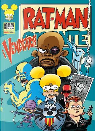 Rat-Man Gigante n. 80 by Leo Ortolani