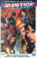 Universo DC: Rinascita - Justice League vol. 1 by Bryan Hitch