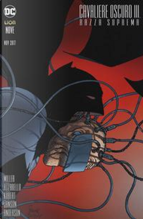 Batman DK III. Razza suprema. Variant A. Con Fascicolo by Frank Miller
